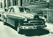 1949 Chevrolet Styleline 4-door Sedan