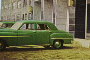 1950 Dodge Meadowbrook 4-door Sedan