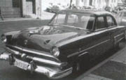 1953 Ford Customline 4-door Sedan