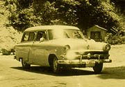 1953 Ford Mainline 2-door Wagon